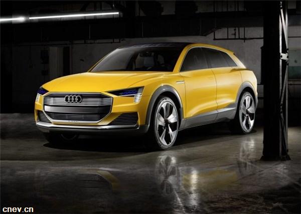 奥迪、现代合体发力,推翻电动车统治只能靠氢燃料汽车?