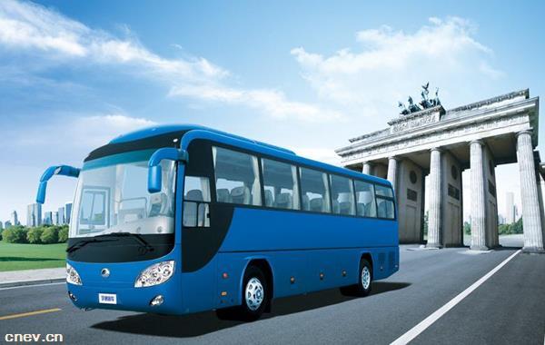 中国新能源走出国门  宇通客车与古巴签署新订单