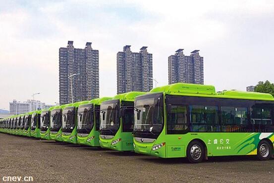 交通运输部:2020年年底,公共交通领域新能源车保有量将达60万辆