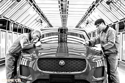 奇瑞捷豹路虎二期工厂完成三大使命