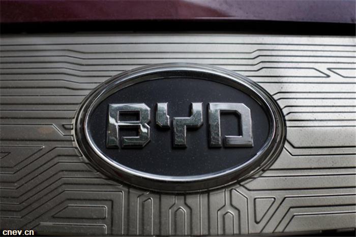 双积分首次交易供小于求,比亚迪卖积分比卖车赚钱