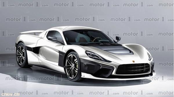 保时捷与Rimac合作将打造一款全新电动超跑车型