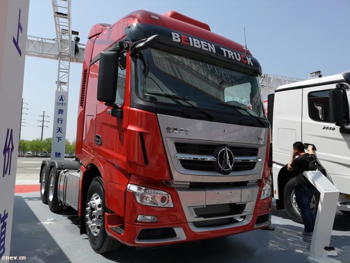 北奔今年要开发电动卡车 已获得兵器集团立项批准