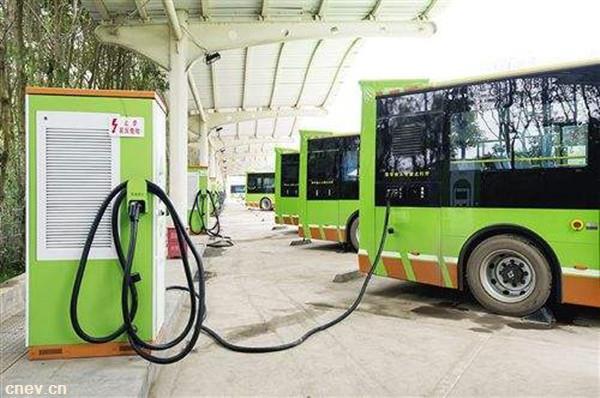 广东禅城区530辆新能源公交车年底前上路