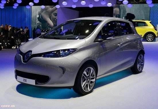 雷诺与ADA结盟:为巴黎提供电动汽车共享服务