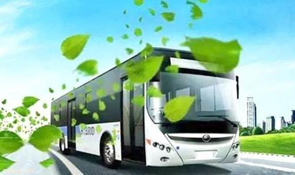 武汉打造国内首条氢燃料电池客车生产线,未来可年产5000辆新能源大巴