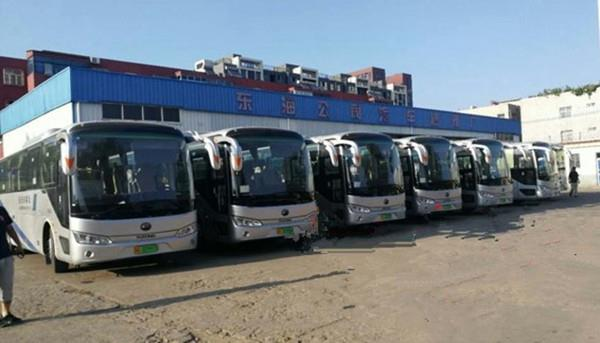 8月1日,连云港市县将开通第一条新能源客车班线