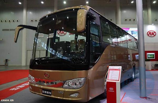 安凯客车收到新能源补贴第一批款1.07亿元