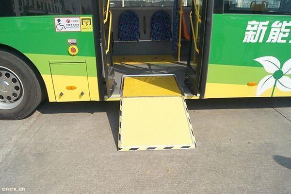 南昌2020年力争建成区新能源公交车100%覆盖