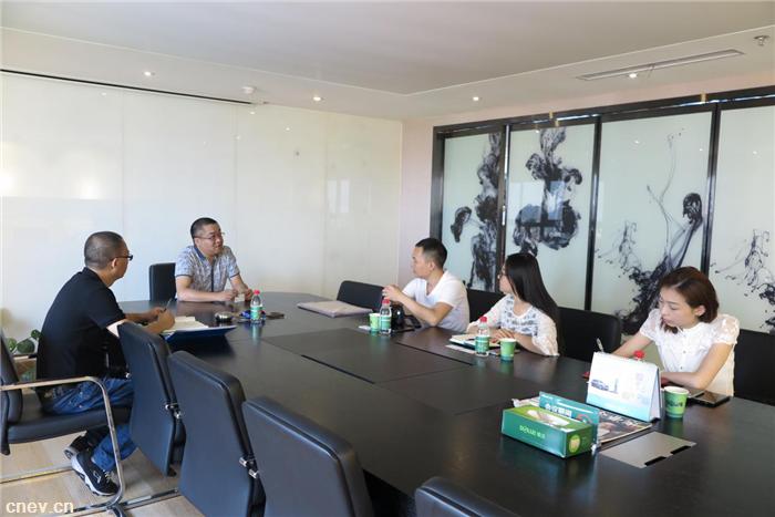 联盟探场:走进优秀企业杭州德洛集源  新能源汽车标杆服务者