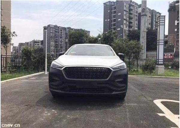 红旗首款纯电动SUV E-HS3 谍照曝光 或明年上市