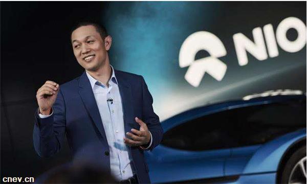 蔚来赴美上市:创始人李斌1/3持股收益赠车主,上半年亏33亿