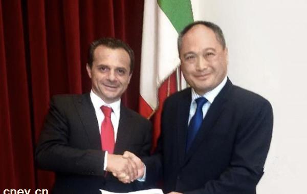 助力南意大利开启零排放时代 比亚迪纯电动巴士驶入西西里岛