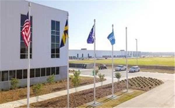 """因飓风""""佛罗伦萨"""" 沃尔沃美国新工厂暂时停工"""