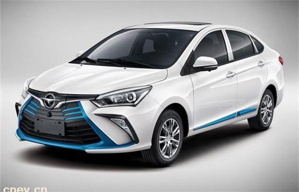 海马推出E3纯电动轿车,补贴后售价为11.98万元起