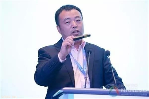 GFM绿色物流专场  高凯:电池租赁或将成为电动汽车行业未来的一个发展方向