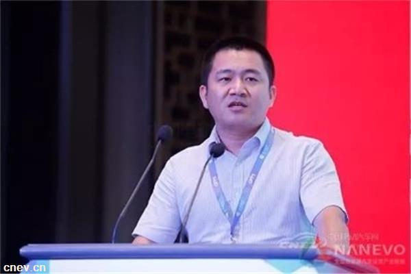 GFM绿色物流专场| 马文武:纯电动物流车驱动系统将向高度集成化发展