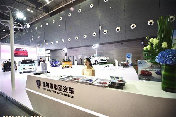 瑞特思电动汽车携主力车型征战长沙车展,实力演绎卓越品质