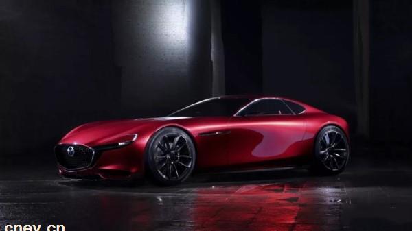 马自达将会在2020年推出一款纯电动车