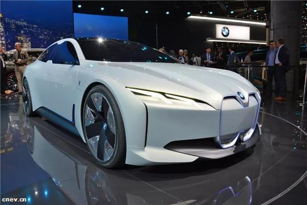 续航达700公里,宝马i4电动车2021年上市