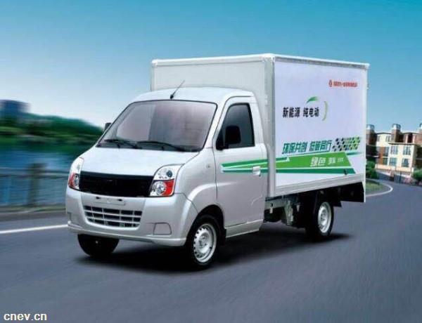 郑州发布规范入市载货汽车通告 电动物流车不受限