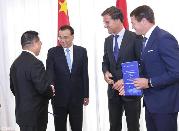 荷兰电池公司扩大在华电池业务 投资18亿美元再建基地