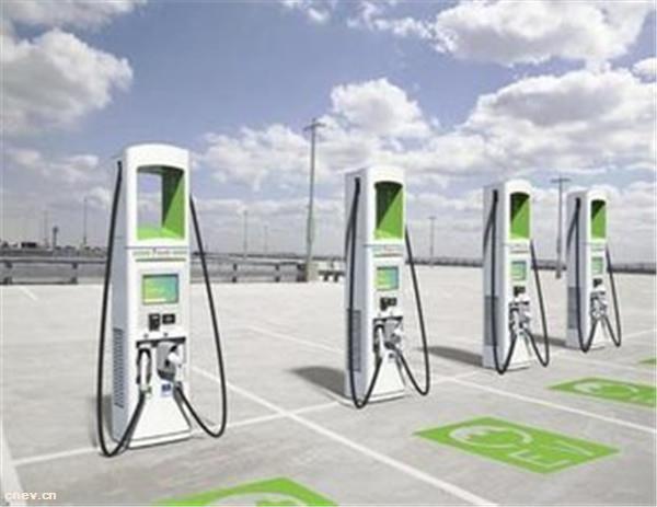 西安:航空基地首批20个充电桩项目开启
