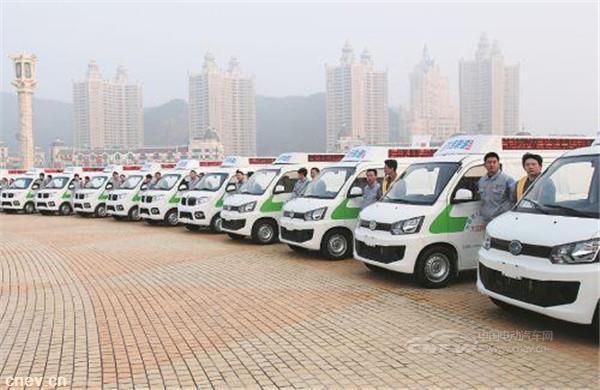哈尔滨将调整市区内货车通行措施 新能源轻型、微型货车不受限