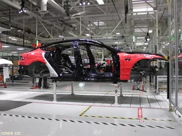 如何从传统车厂内部创业,到对标特斯拉?