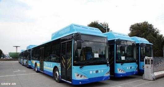 无锡:明年实现新能源公交车全覆盖