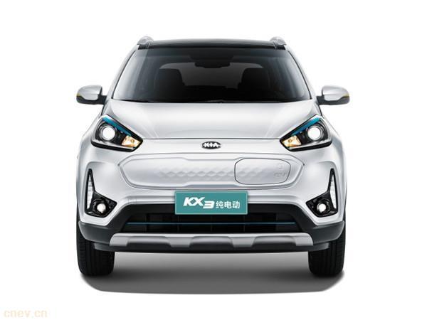 东风悦达起亚KX3 EV将于11月11日上市