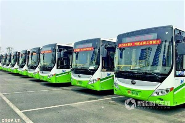 山东:济南建成区公交全部更换新能源车