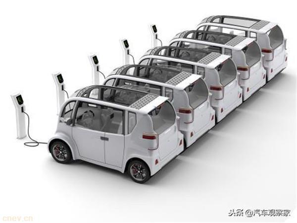 干货 :电动汽车常见的充电方式有哪些?