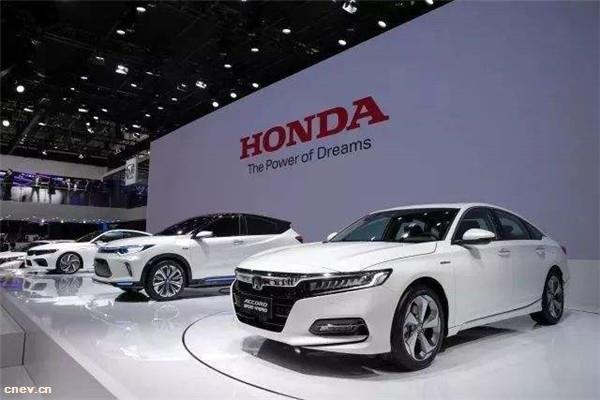 硝烟四起:本田计划2025年在华推逾20款电动车型