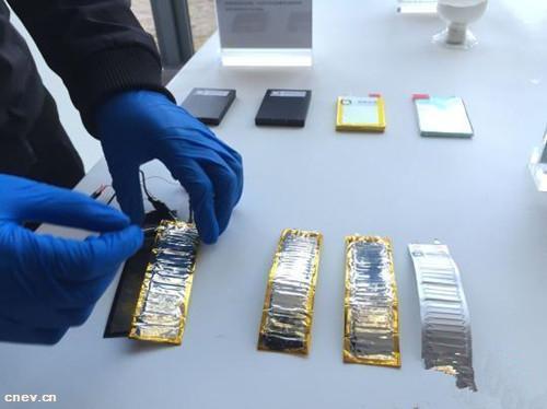 革命:厚度仅指甲盖大小固态锂电池量产