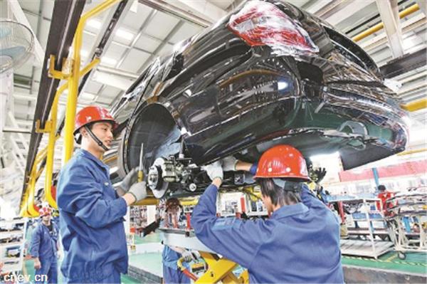 比亚迪:新能源车产业走出自主创新之路