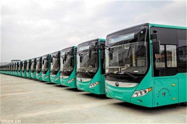 规划 | 广州纯电公交车超万辆 位居全国前列