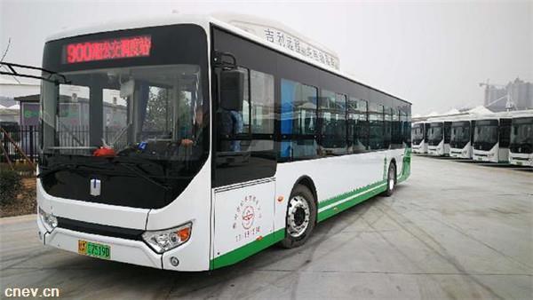 300辆纯电动车将于12月1日起陆续投放西安 自带净化功能