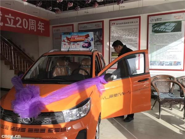 旺季冲刺有话说丨丽驰靠什么成为银川低速车第一品牌?