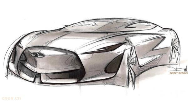日产与英菲尼迪联手:全新电动概念车即将来袭
