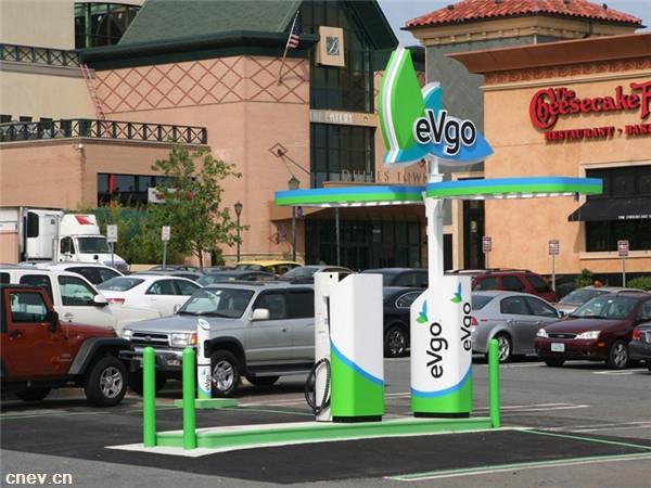 现代起亚与EVgo合作 共同打造充电桩市场