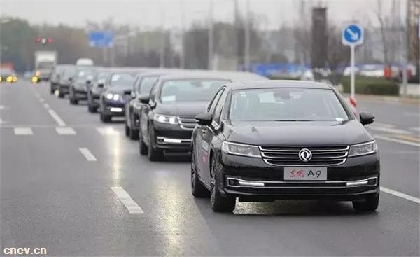 东风拿到网约车许可证 规划明年投入运营车5万辆