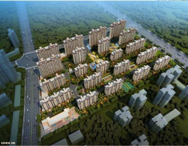 三星环新105亿西安二期工厂项目开工
