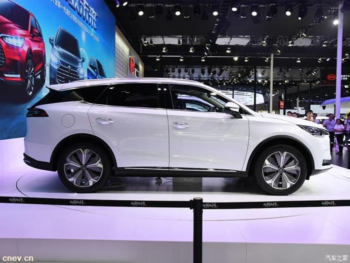 新车 | 预售26-36万 比亚迪全新唐EV正式下线