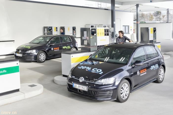 博世   完全可再生柴油 可将汽车CO2排放量减少65%