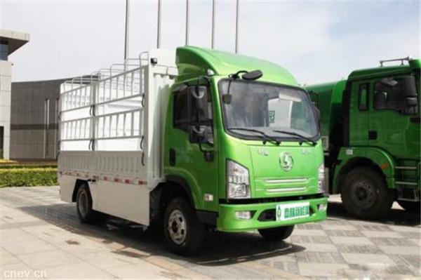 辽宁沈阳:放宽新能源货车通行权限