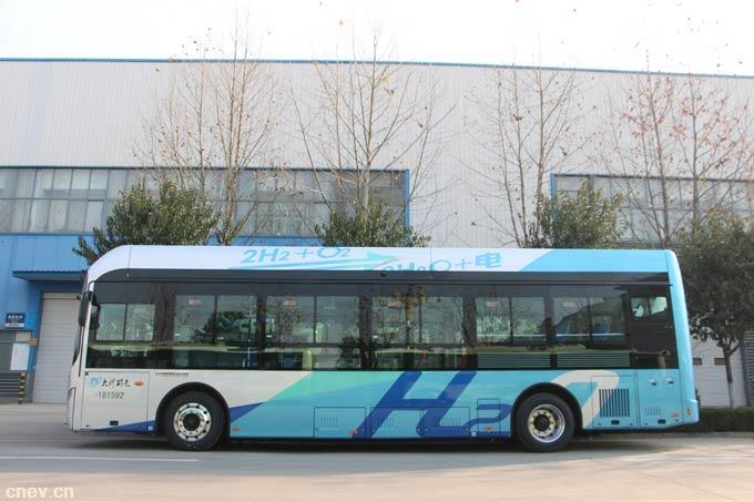 中通客车:下半年最大批量氢燃料客车订单交付