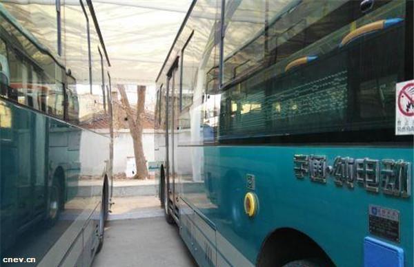 济南石门建成充电站 K3路公交可配置纯电动车