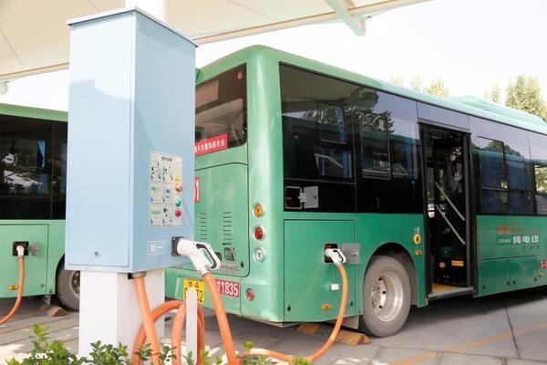 市场 | 河南:13日起,郑州新增800台纯电动公交车
