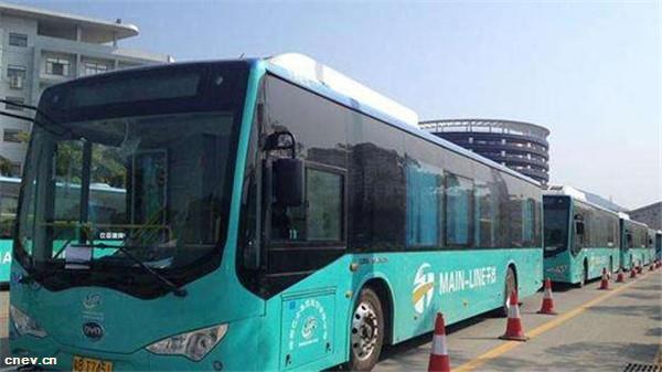 广东深圳:公交纯电动化是一场无声的革命
